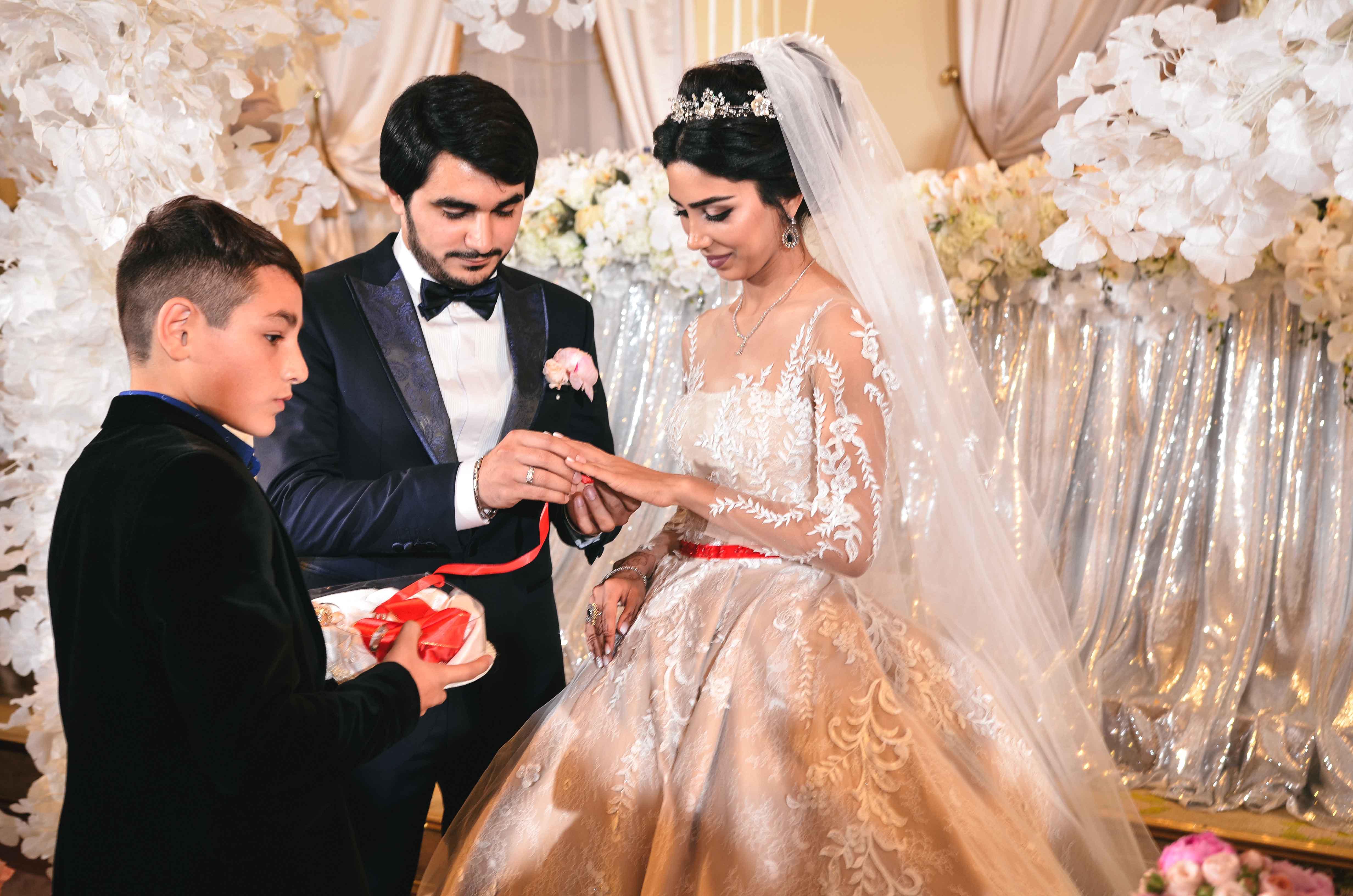 Азербайджанские свадьбы 2017